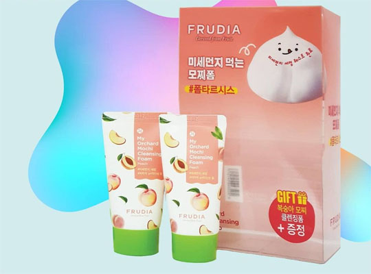 Frudia My Orchard Mochi Cleansing Foam Duo
