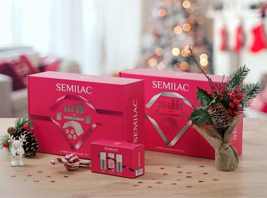 Semilac Do Hybryd Charming UV LED 36W